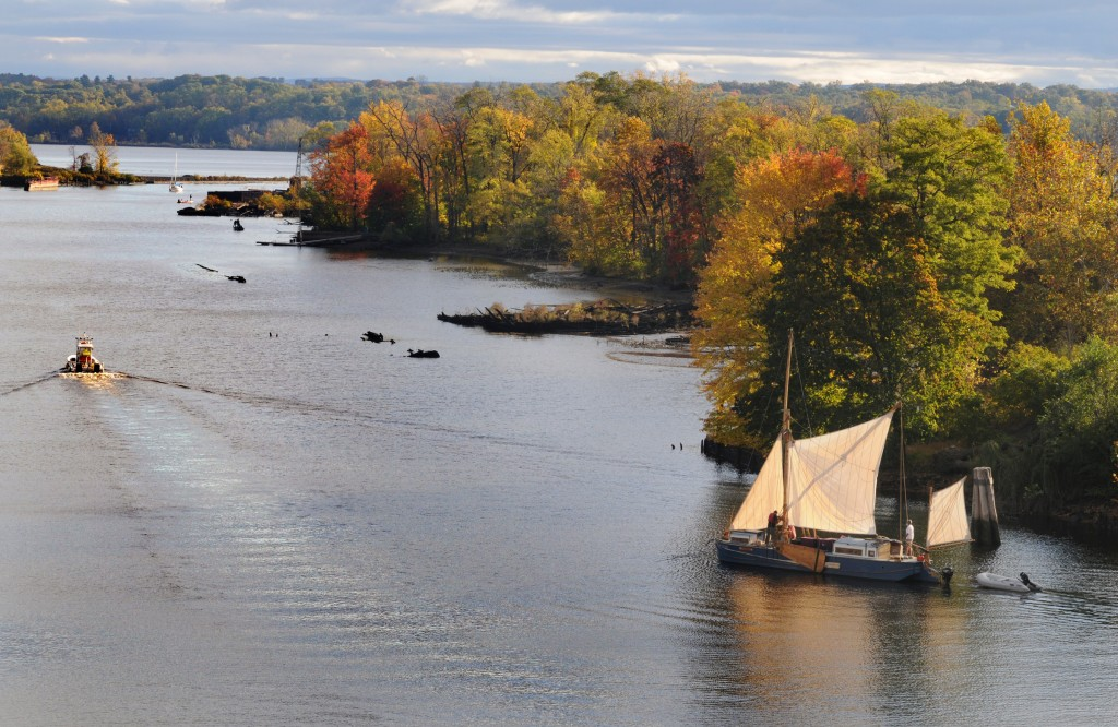 The Ceres, by Vermont Sail Freight Project